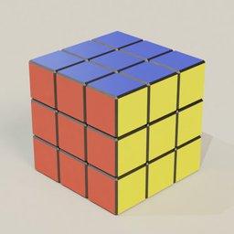 Thumbnail: Rubik's cube