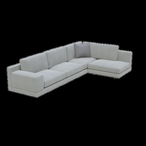 Thumbnail: Natuzzi sofa