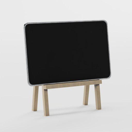 Thumbnail: Black board