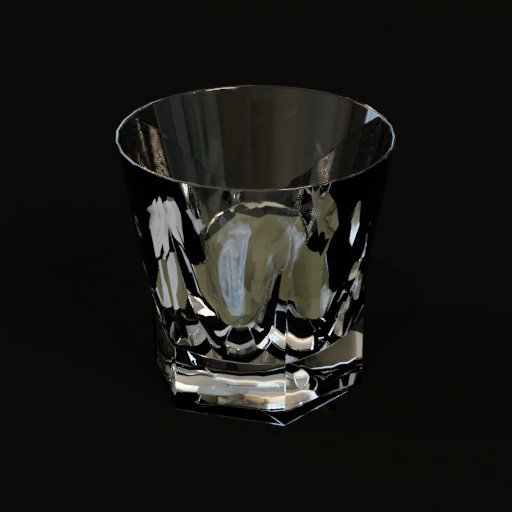Thumbnail: Old-fashioned glass