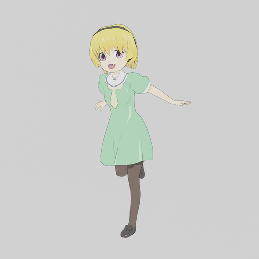 Thumbnail: Satoko Hojo