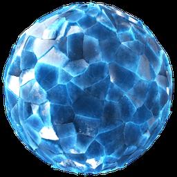 Thumbnail: Stylized Broken Ice