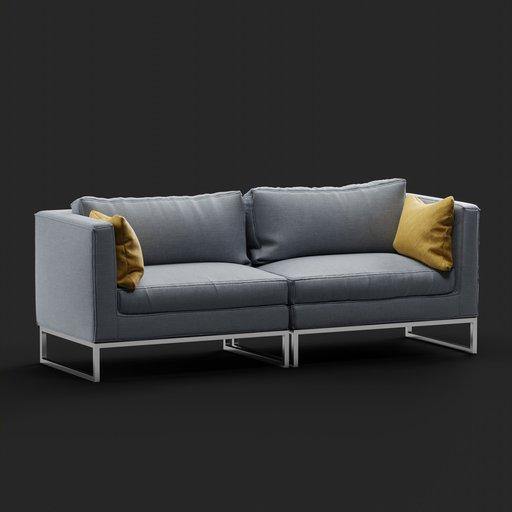 Thumbnail: Ikea sofa
