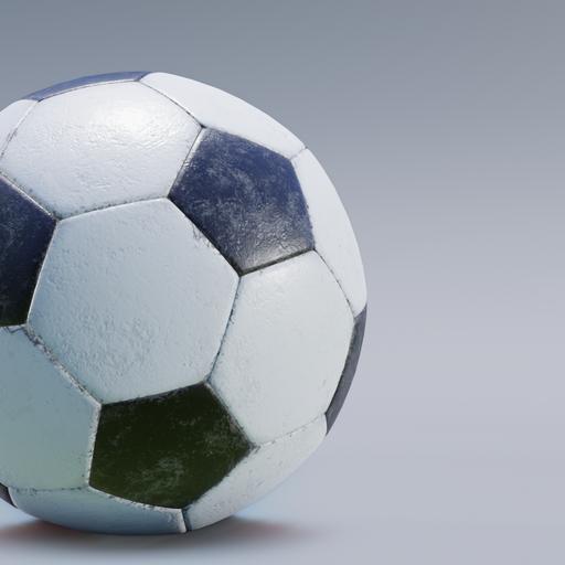 Thumbnail: Soccer Ball(Dirty)