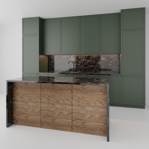 Thumbnail: Kitchen set