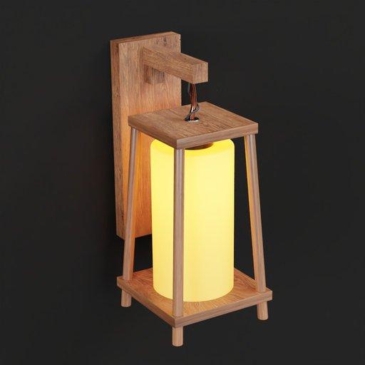 Thumbnail: Decorative Home Light Wall Lamp
