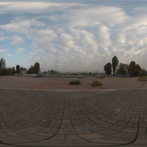 Thumbnail: Round Platform