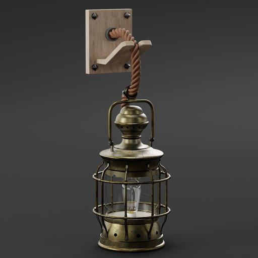 Thumbnail: Hall lamp