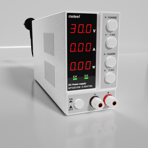 Thumbnail: Minleaf NPS3010W Digital Adjustable DC Power Supply