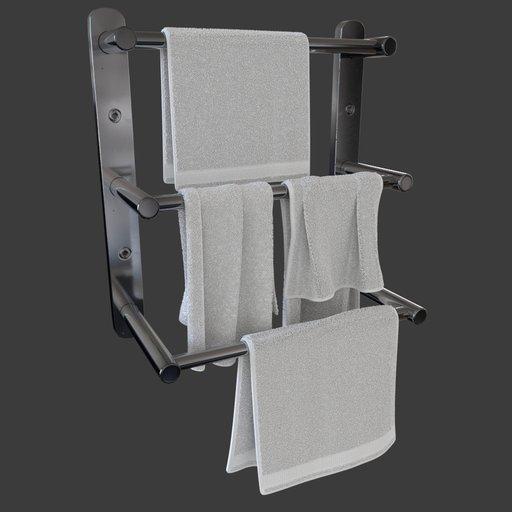 Towel Rack 01