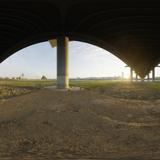 Thumbnail: Under Bridge