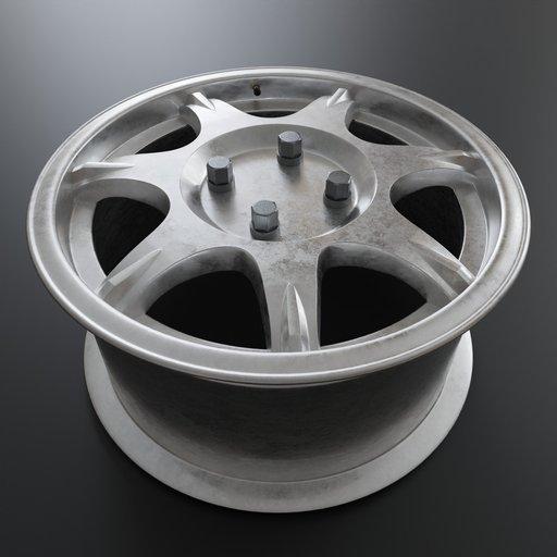 Thumbnail: Wheel Rim 14x7