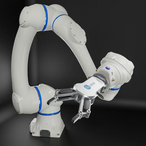Thumbnail: Yaskawa HC20DT collaborative robot