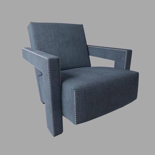 Thumbnail: 637 utrecht armchair