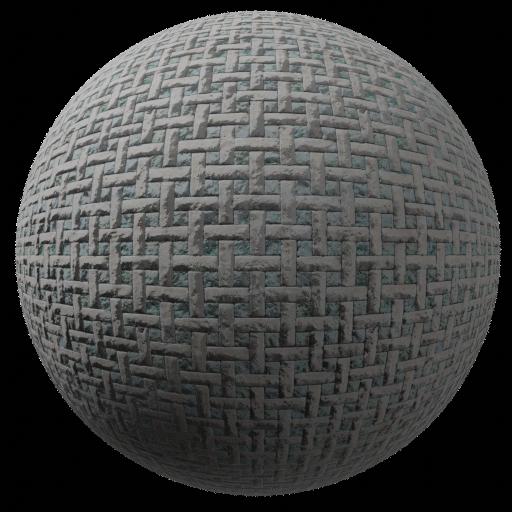 Thumbnail: Tiles cross shaped