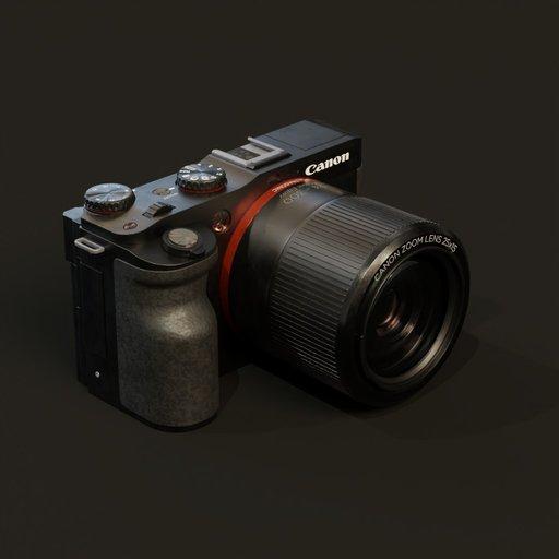 Thumbnail: Canon Camera