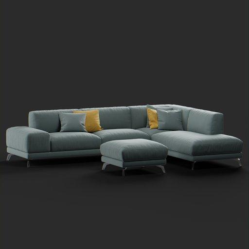Thumbnail: Shade Sofa