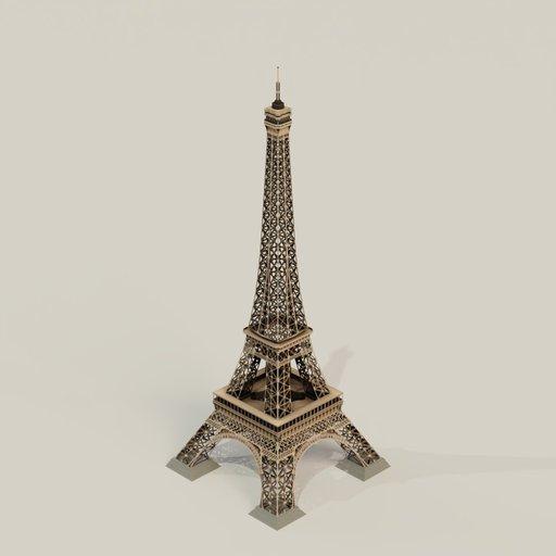 Thumbnail: Eiffel Tower