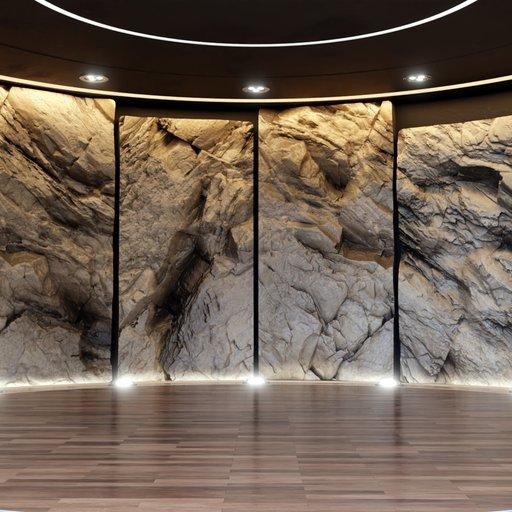 Thumbnail: Rock Wall Showroom