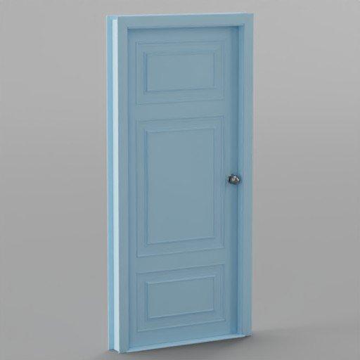 Thumbnail: Color Door