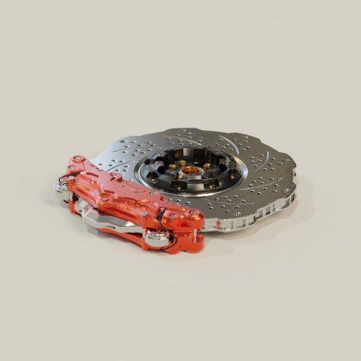 Thumbnail: Brake Disc