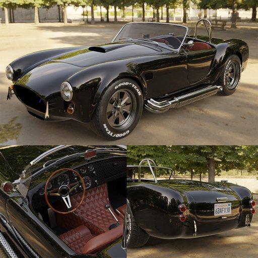 Shelby-Ford AC Cobra
