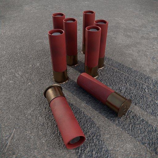Thumbnail: 12 Gauge Projectile