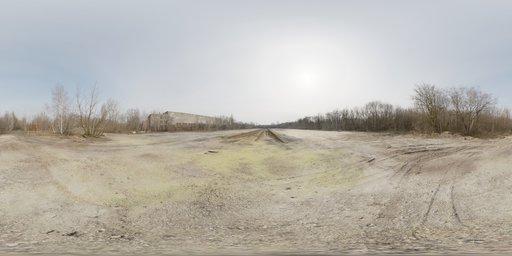 Abandoned Hopper Terminal 03