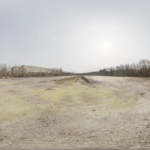 Thumbnail: Abandoned Hopper Terminal 03