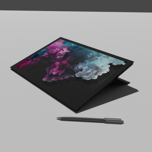Thumbnail: Tablet with Pen