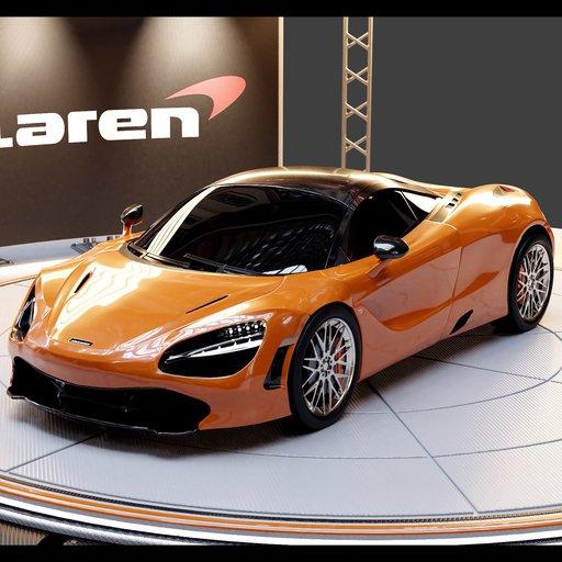 Thumbnail: McLaren 720S (2017)