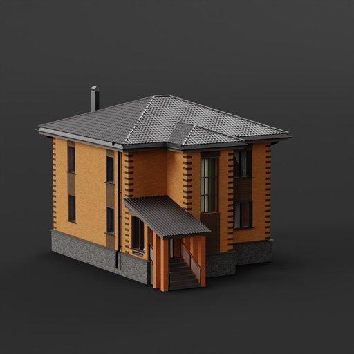 Brick House 165m