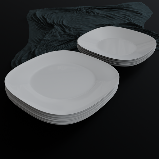 Thumbnail: Dinner Plate set