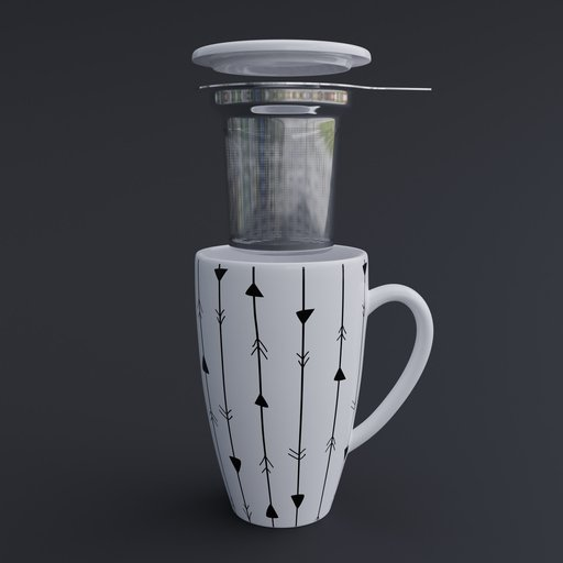 Thumbnail: Tea Mug With Infuser