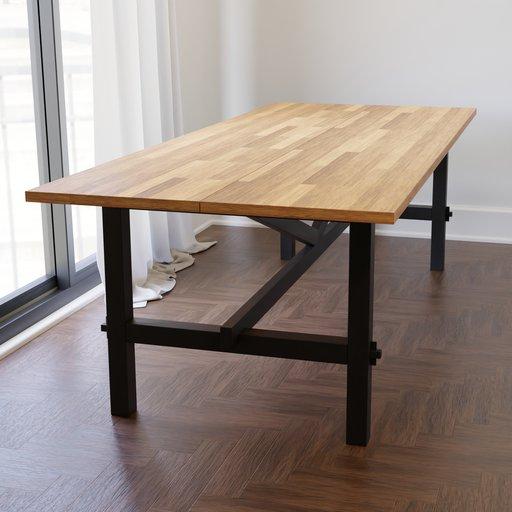 Thumbnail: Acacia Dinning Table