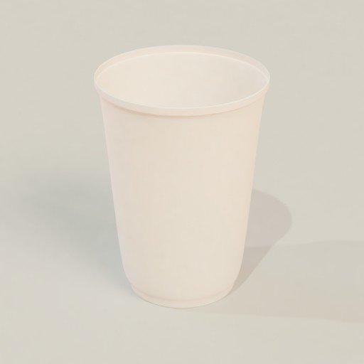 Thumbnail: White Paper cup