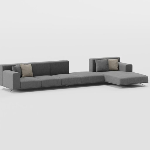 Thumbnail: Living Room Sofa