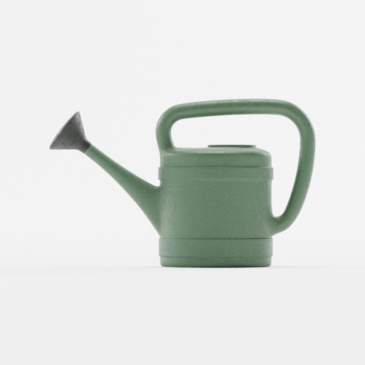 Thumbnail: Plastic watering can