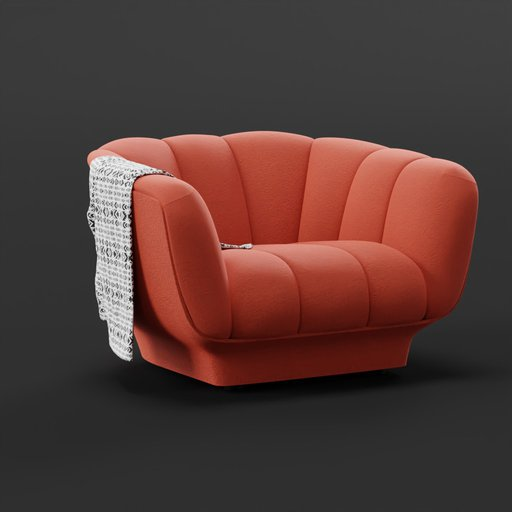 Thumbnail: ODEA2 armchair