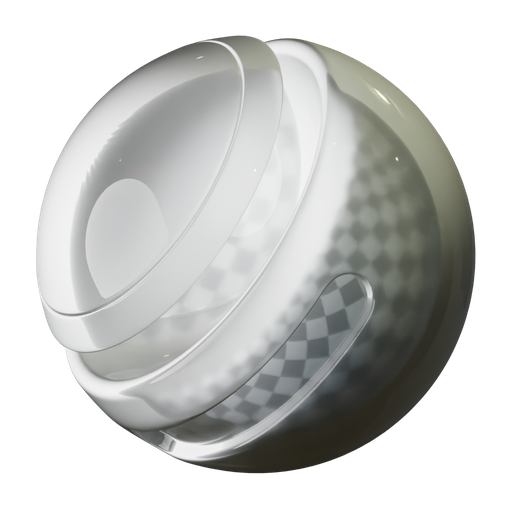 Thumbnail: Milk White Glass With Glossy Finish