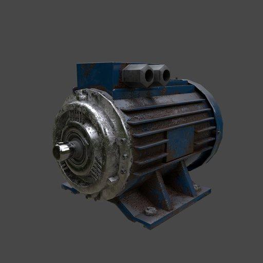 Thumbnail: Electric motor