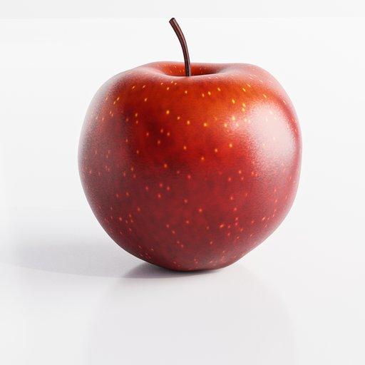 Thumbnail: Red Apple