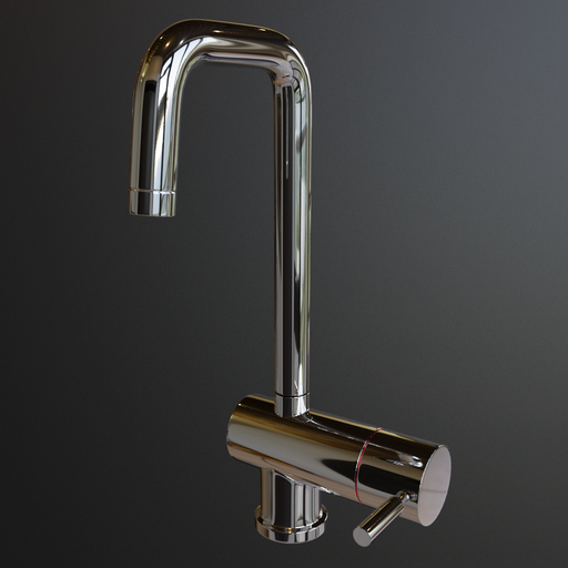 Thumbnail: Chrome Water Tap