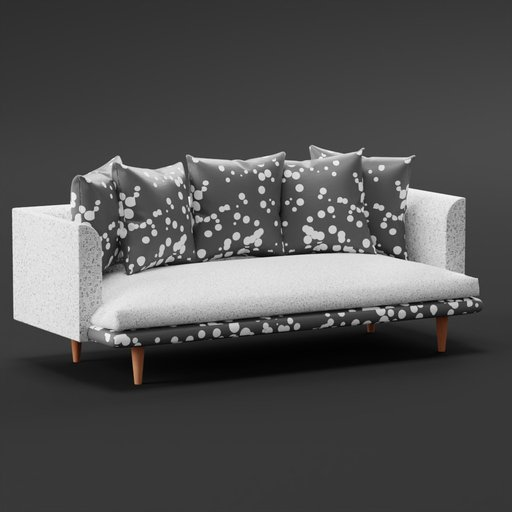 Thumbnail: Sofa 2 seater