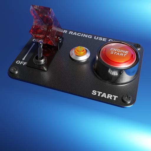 Thumbnail: Engine start buton