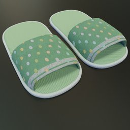 Thumbnail: Slipper Green