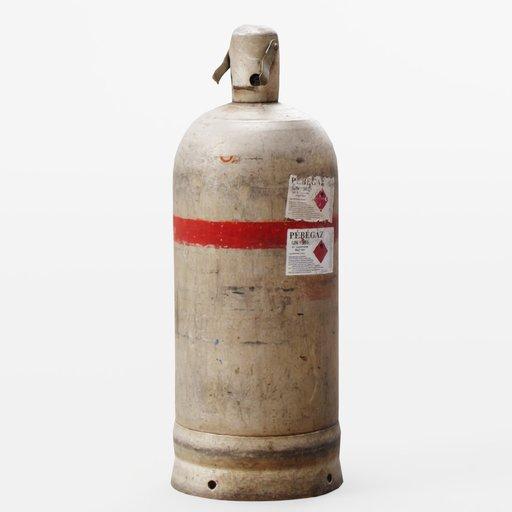 Thumbnail: Gas Bottle