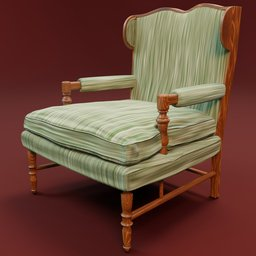 Thumbnail: Baroque couch
