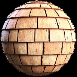 Thumbnail: Wood Roof
