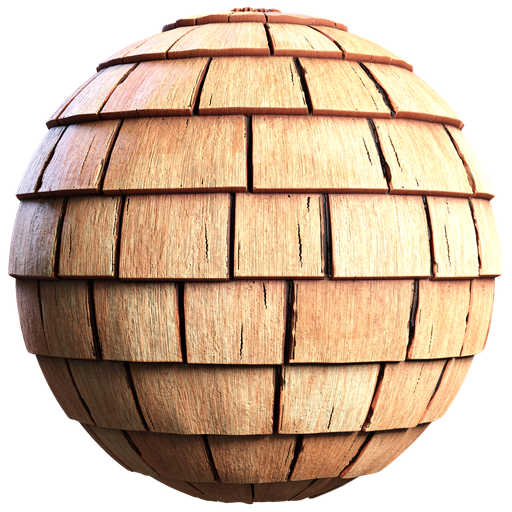 Thumbnail: Wood Roof